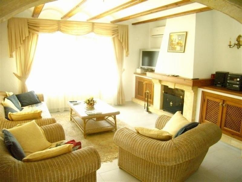 Magnifique villa traditionnelle à Javea
