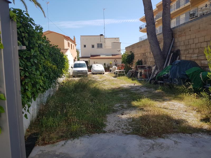 Propriété de première ligne proche de Javea Arenal exclusive à Villalingo