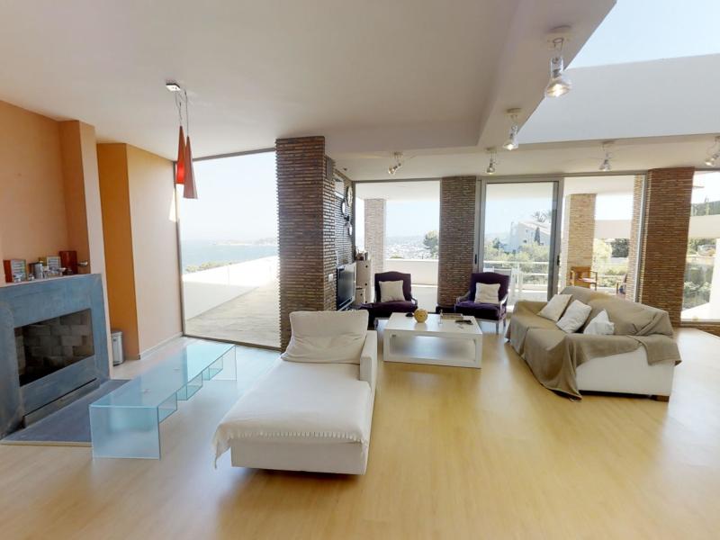 Superbe villa de luxe à vendre à Javea dans l'urbanisation « La Corona ».