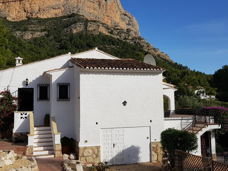 Superbe villa à vendre à Javea Montgo
