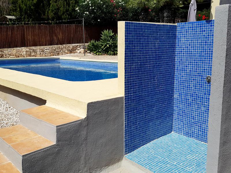 Superbe villa avec piscine à vendre à Javea Costa Nova