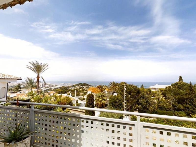 Villa vue mer à Denia