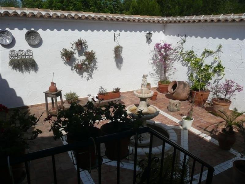 Finca à vendre à Javea Golf Area Costa Blanca Espagne