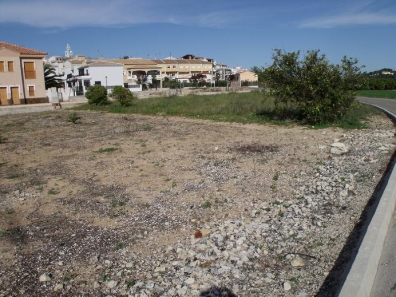 Terrain à vendre à la Costa Blanca, Espagne