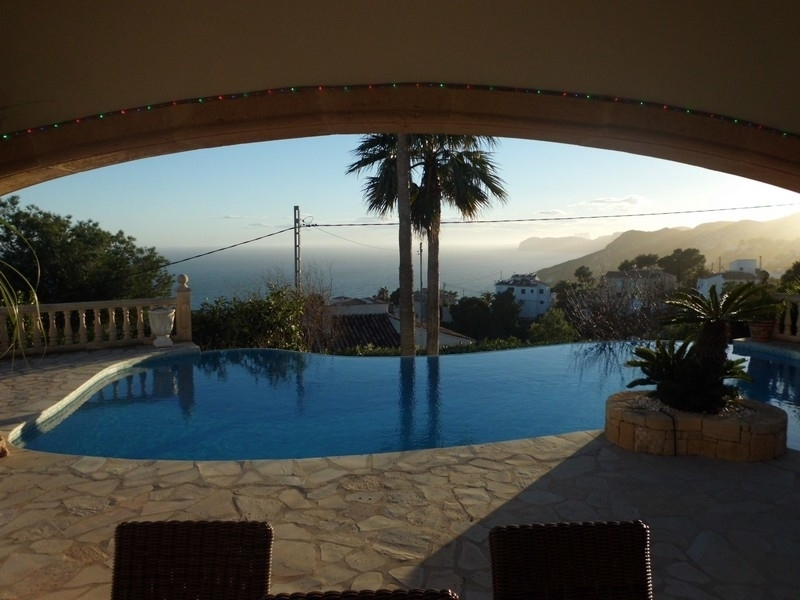 Magnifique Villa à vendre à Javea Ambolo Costa Blanca, Espagne
