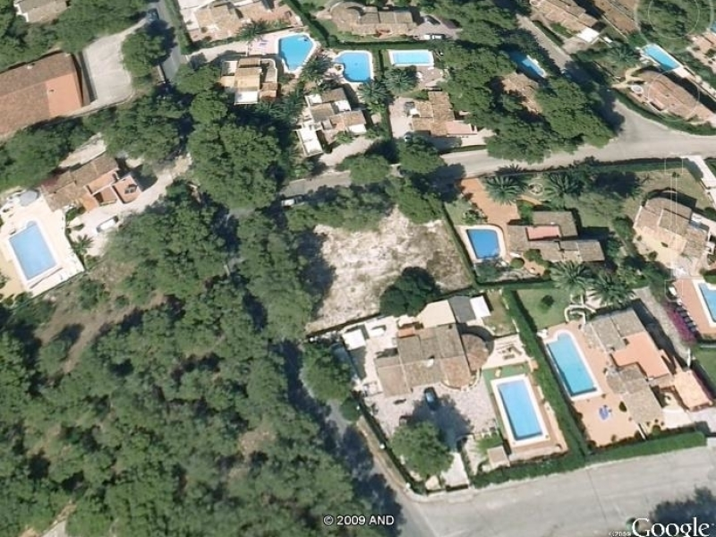 Terrain à proximité de Arenal à vendre à Javea El Toscal Costa Blanca, Espagne