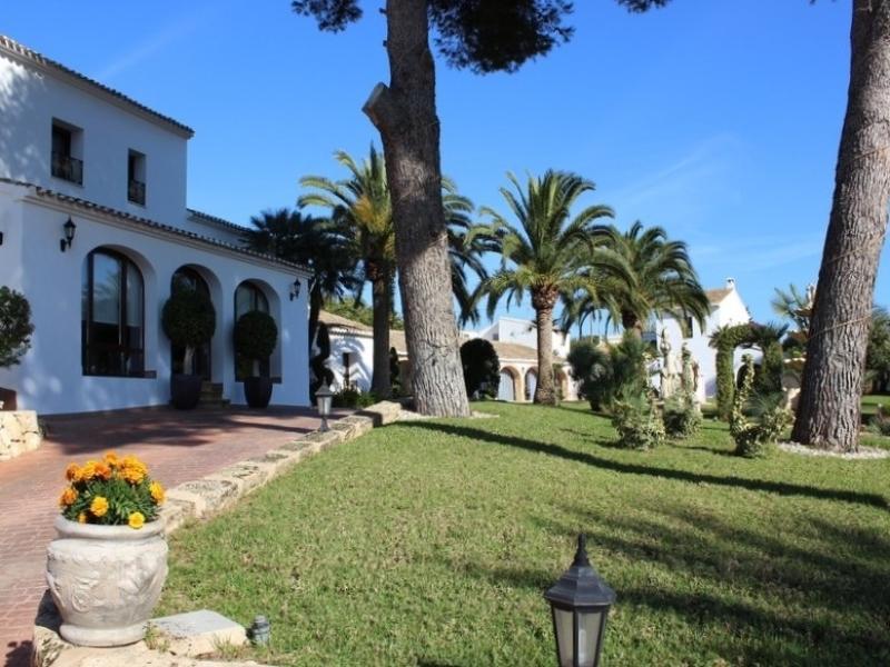 Villa au style champêtre à Javea
