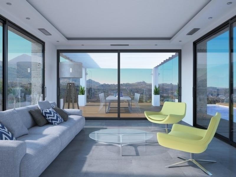 Très belle villa ultra moderne à Javea