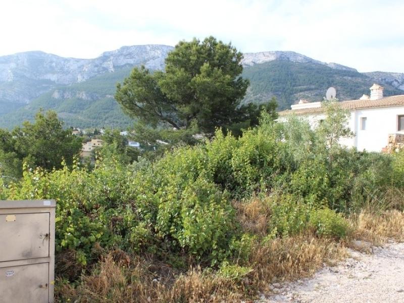 Terrain à vendre à Denia Marquesa 4, Espagne