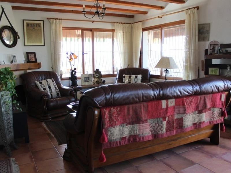 A vendre, une magnifique villa de plain-pied à Javea Rafalet Costa Blanca