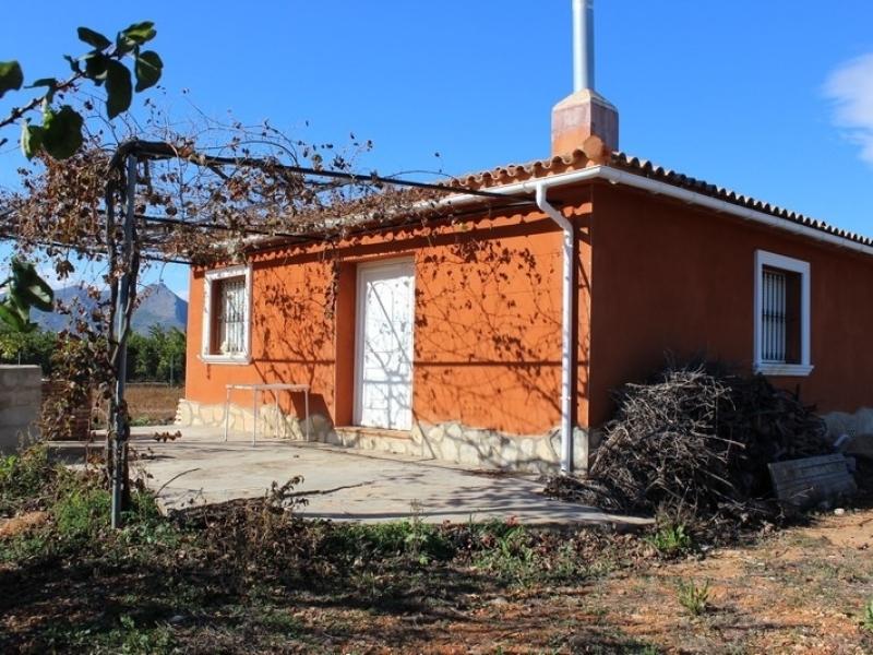 Finca à vendre à Benidoleig Costa Blanca, Espagne