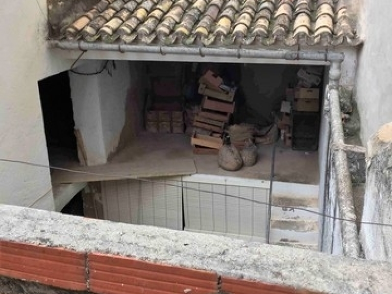 Maison de ville avec patio, à Gata de Gorgos Costa Blanca, Espagne