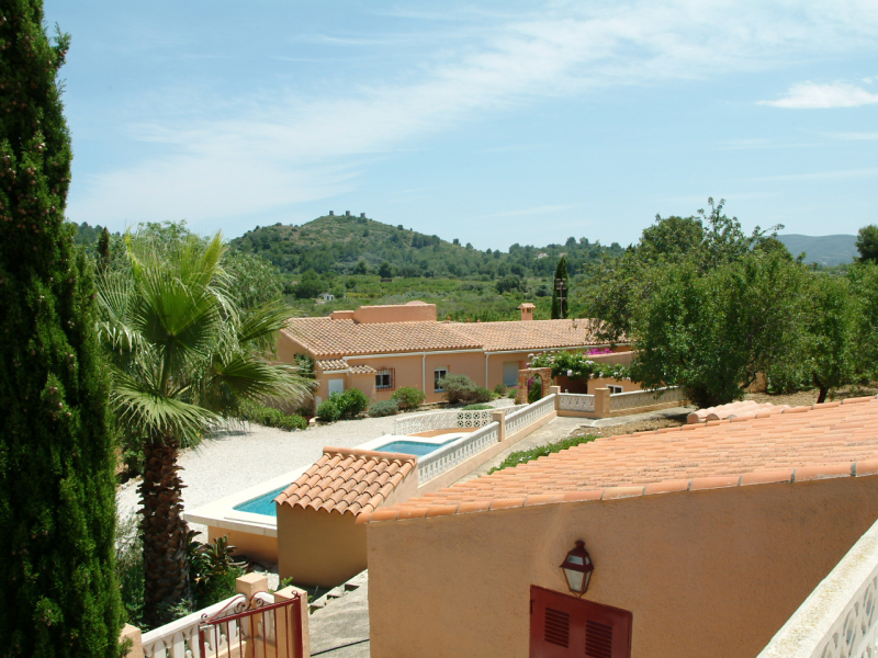Une propriété de style local unique dans une région d'une beauté naturelle exceptionnelle proche de Jesús Pobre